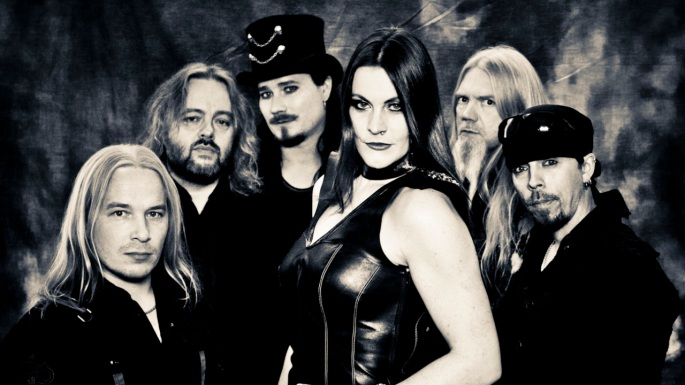 Nightwish promo 2015