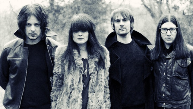 The Dead Weather 2015 promo shot