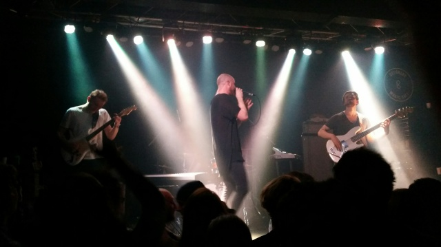 Agent Fresco - Belgrave Hall - 22nd Nov 2015