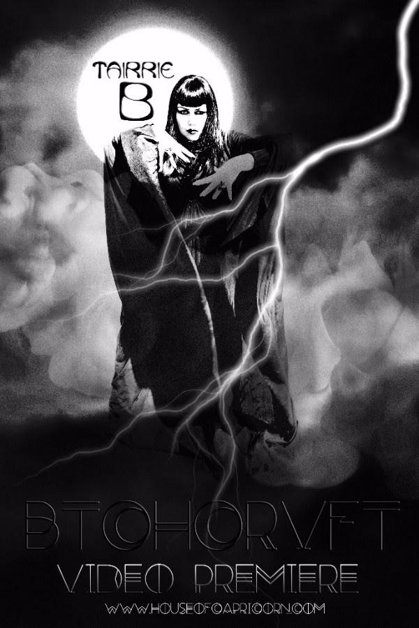 Tairrie B - BTCHCRFVT teaser poster