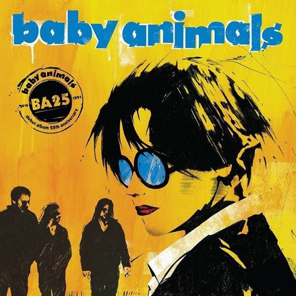 Baby Animals BA25 cover