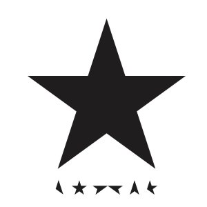 David Bowie - Blackstar cover
