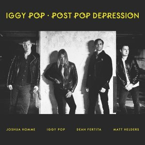 Post Pop Depression cover