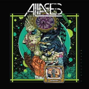 Aliases - Derangeable cover