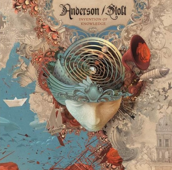 Anderson Stolt Invention of Knowledge cover