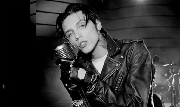 Andy Black We Don't Have To Dance vid crop