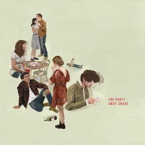 AndyShauf_The Party_Album Cover