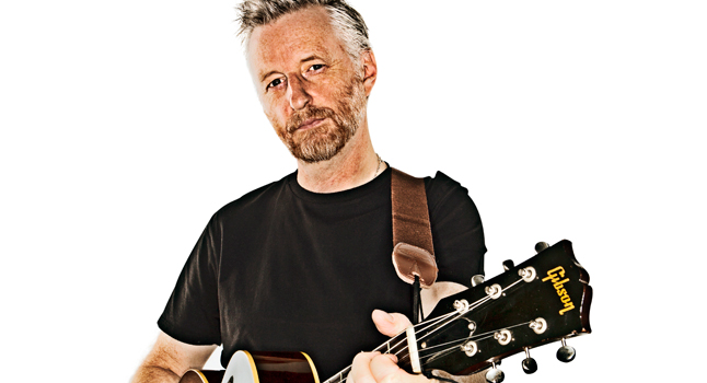 Billy Bragg promo