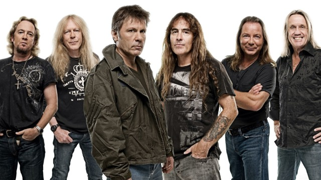 Iron Maiden 2015 promo