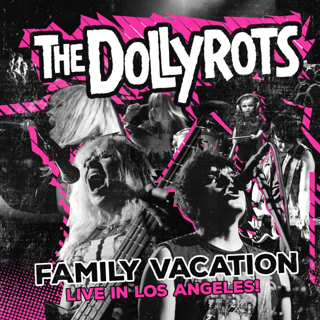 The Dollyrots Family Vacation cover