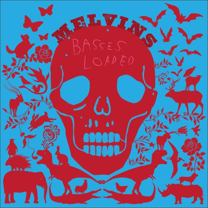 The Melvins - Bases Loaded cover