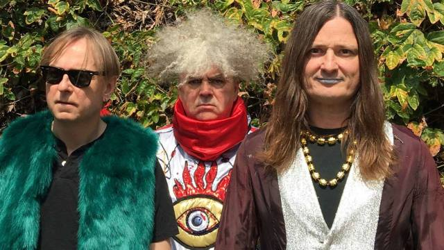 The Melvins promo 2016