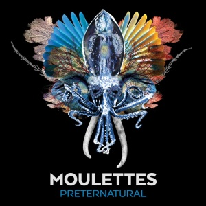 Moulettes Preternatural cover