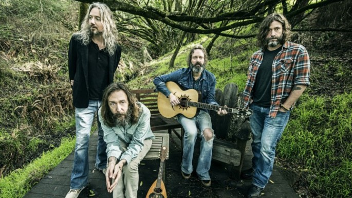 Chris Robinson Brotherhood 2016