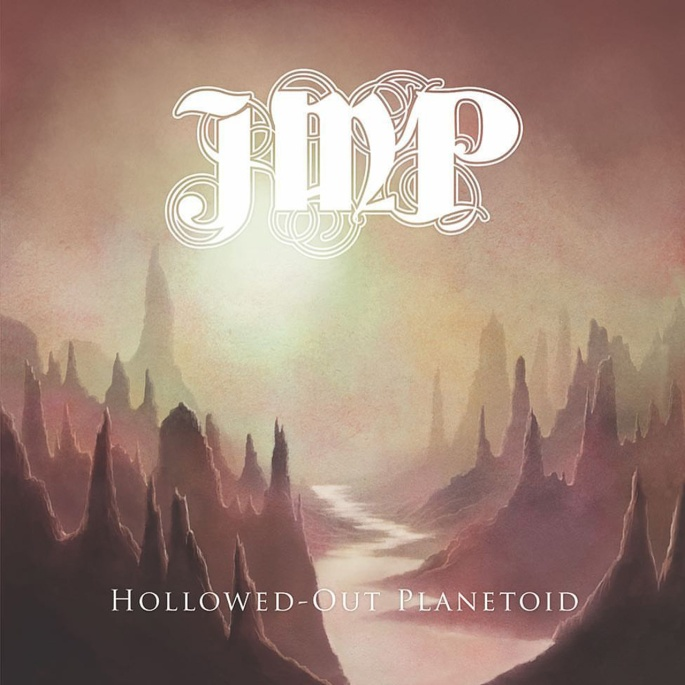 JMP Hollowed Out Planetoid album cover