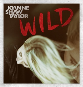 Joanne Shaw Taylor Wild cover art