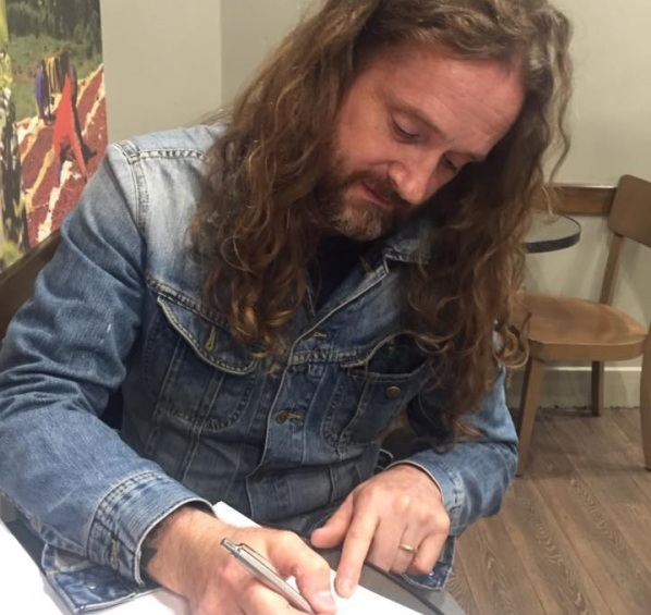Toby Jepson signs with Frontiers Music Srl cropped