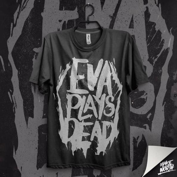Eva Plays Dead Appeal t-shirt image