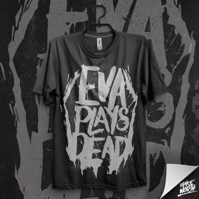 Eva Plays Dead Appeal t-shirt image